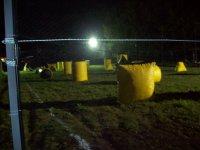 Si gioca anche di notte