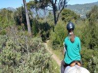 Binomio cavallo e natura
