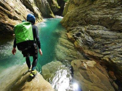Canyoning Scoperta al Rio Ruisseau Audin