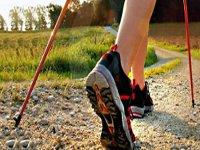 Il benessere della camminata nordica