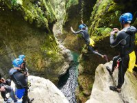 Canyoning, che passione!