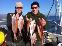 Pesca sportiva in Liguria