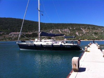 Noleggio barca cabina biposto a Trieste