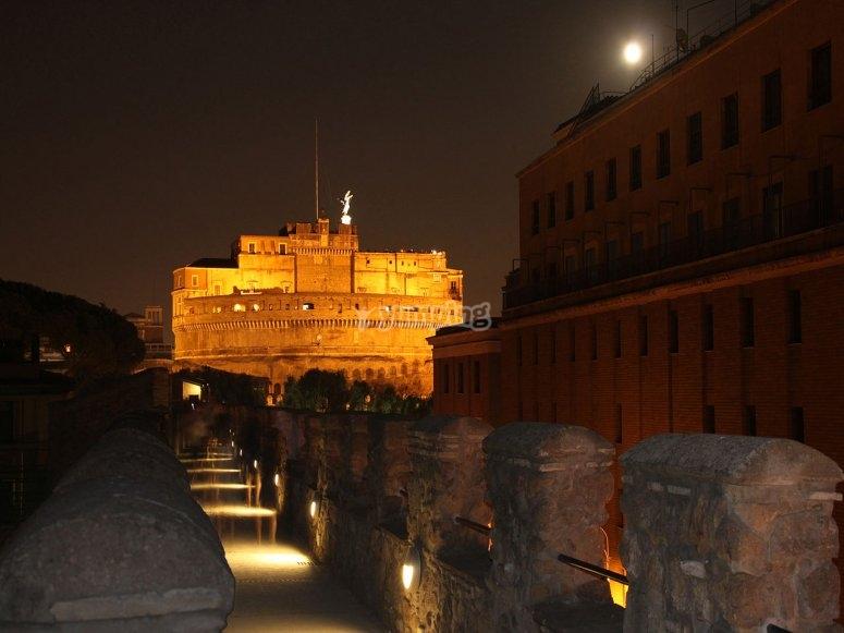 Passetto di Borgo e Castel Sant'Angelo