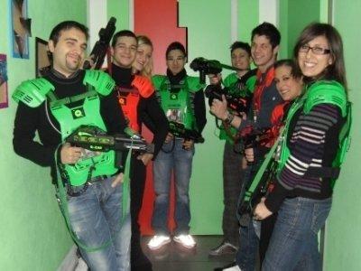 Q-Zar Laser Game Moncalieri