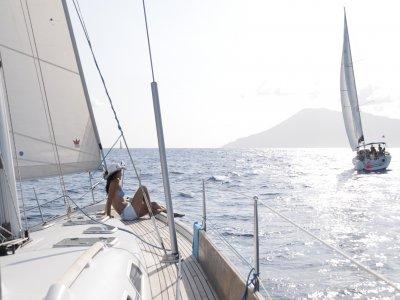 Barca a Vela Eolie Offerta Luglio