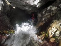 Canyoning sul fiume Limentra