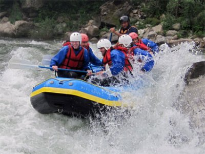 Riverland Rafting