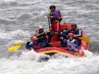 Adrenalina con il rafting