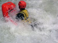 Hydrospeed sul fiume Limentra