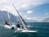 Sul bellissimo Lago di Garda