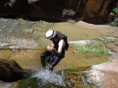 Parco Naturale Majella Canyoning