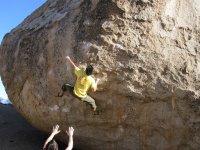 Prove di arrampicata