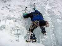 Guidati da esperti scalatori