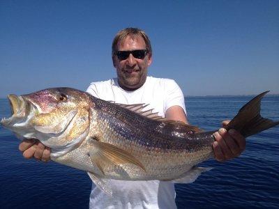 Giornata intera di Pesca in barca-Mazara del Vallo