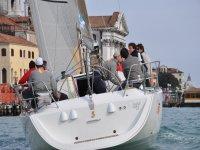 A vela a Venezia