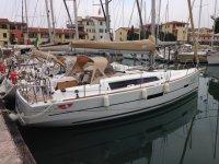 Esterno barca a vela