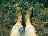 A piedi nella natura