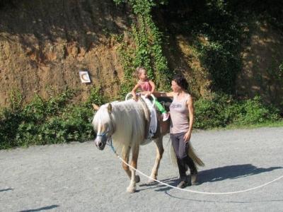 Passeggiata a cavallo per le 5 Terre in Liguria