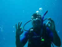 diving liguria