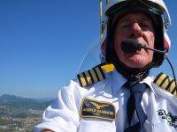 Un primo piano da pilota