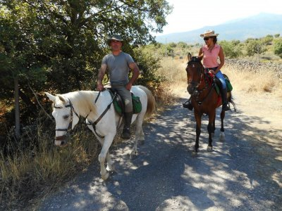 Escursione a cavallo giornata completa, Alcantara