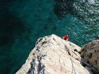 arrampicare a Capo Noli