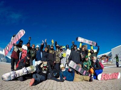 The Garden Snowboard Camp