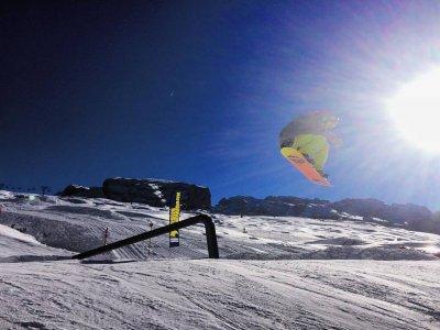 Scuola Italiana Sci K2 Snowboard