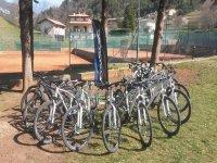 Le nostre mountain bike vi aspettano