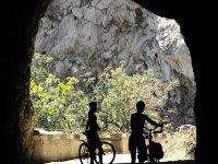 Lago di Garda in mountain bike