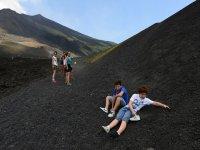 Trekking Colate laviche Etna 1/2 giornata 0-23anni
