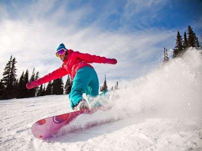 Scuola Sci e Snowboard Alpe Cimbra Snowboard