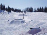 Alcune immagini dello snowpark