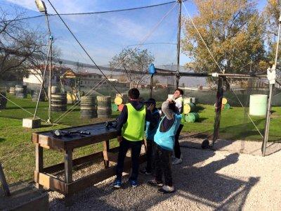 Paintball Children 7-10 years S. Sebastiano al V.