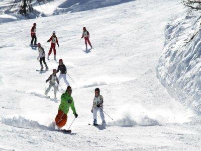 AEvolution Ski School Sci