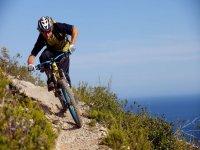 100km di sentieri mountainbike