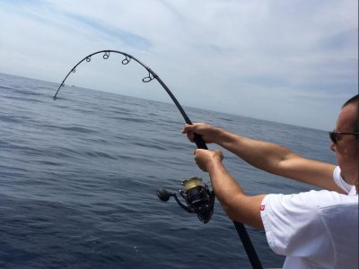 Pesca Sportiva e Uscita in Mare Imperia (6 ore)