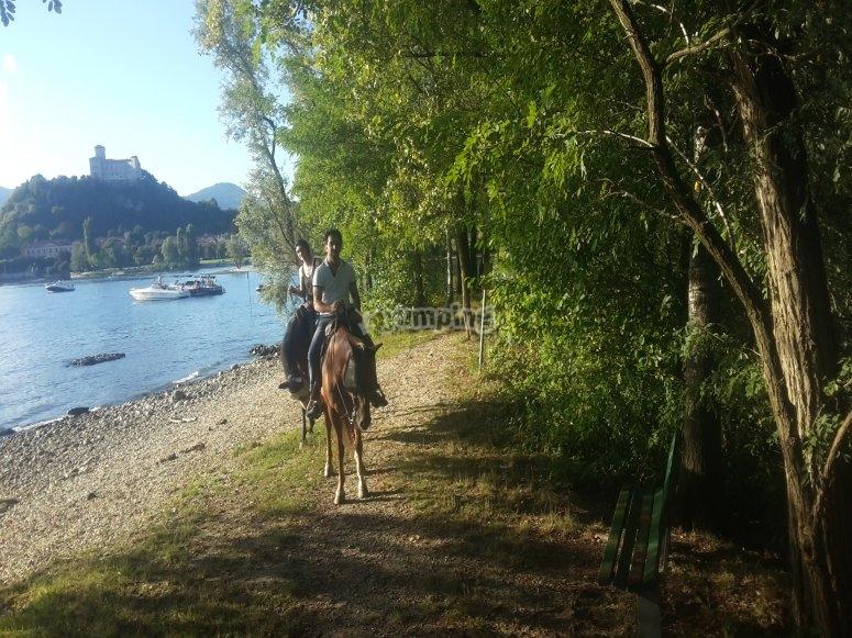 Sponde lago Maggiore