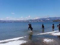 In pieno Lago Maggiore
