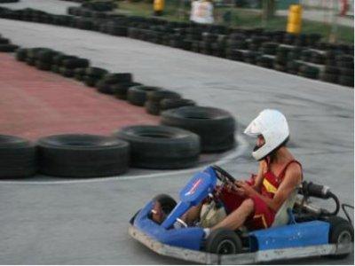 Karting club pista del Conero Kart