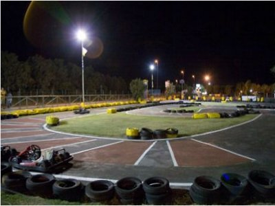 Karting club pista del Conero