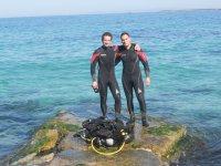 Divers professionisti