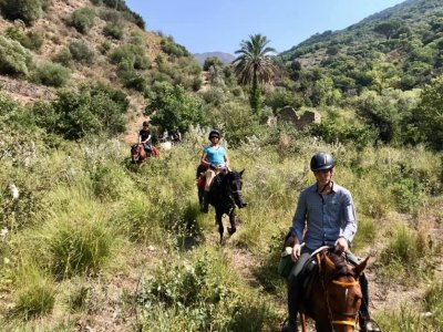 Horse ride to Geraci Siculo 4 hours