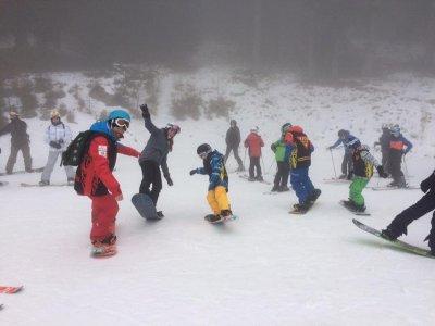 Scuola di Sci Val Rendena Snowboard