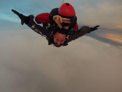Lancio in paracadute biposto a Caltagirone Catania