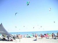 Area kite