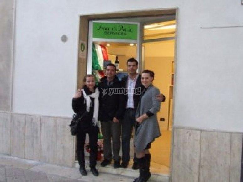 Arco di Prato Service