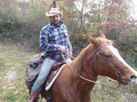 Full day horse excursion, Castel Madama
