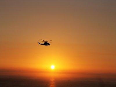 Helicopter flight Santa Maria Capua Vetere 30 min